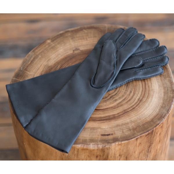 Yvonne Koné Stitched Gloves Graphite - SOLD OUT
