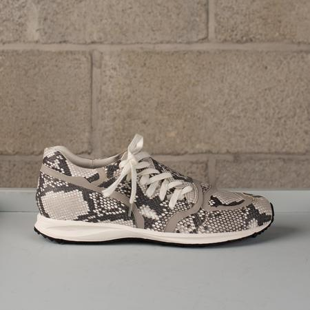 Foot The Coacher F.A.S.T. Series Side Lace Sneakers - Python