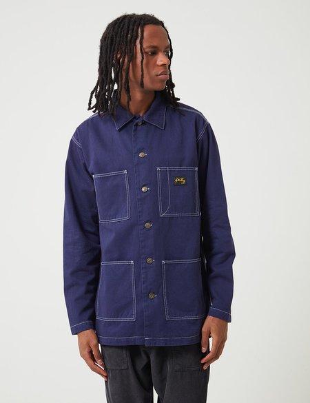 Stan Ray Shop Jacket - Midnight Blue