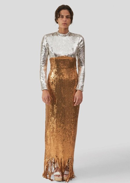 Rachel Comey Converge Dress - Combo Sequins