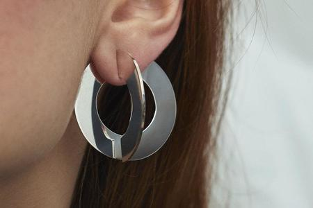 Yuun Overtone l Earring Set