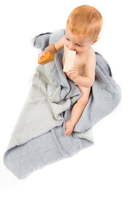 House No. 23 Alaia Baby Blanket