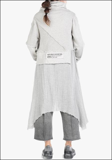 Studio B3 Katya Sleeveless Wool Blend Tunic