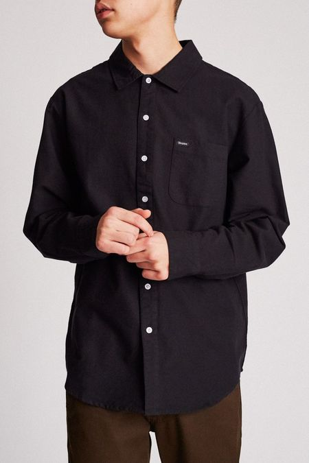 Brixton Charter Oxford Shirt