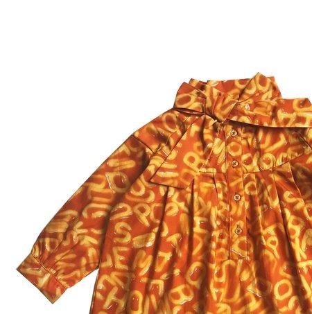 Kids Romey Loves Lulu Bow Dress - ABC Soup