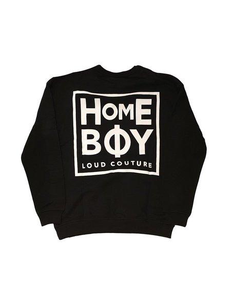 Homeboy The Bigger Homie Crew - Black