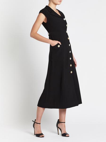 THREE FLOOR Noble Woman Dress - Black