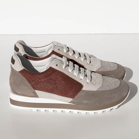 Peserico Sneakers - Taupe/Tan/Brown