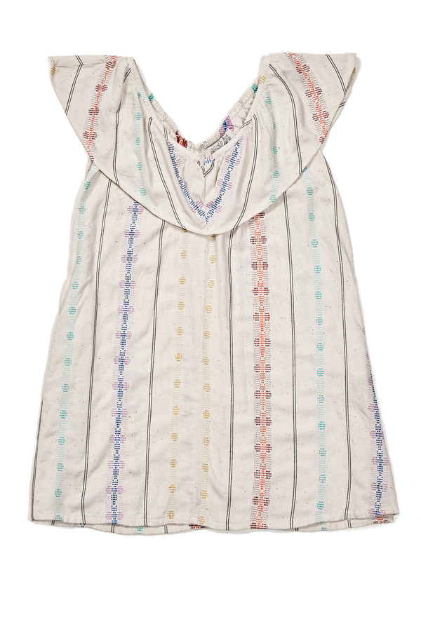 Ace & Jig Adriatic Dress in Sunkissed