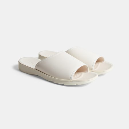 MoonStar Lazy Japanese Slipper - White
