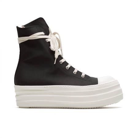 RICK OWENS DRKSHDW Double Bumper sneaker - Black