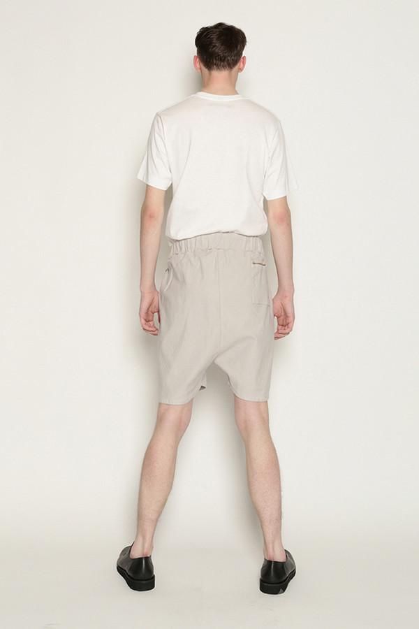 Men's Tourne De Transmission Kogi Ruin Short in Warm Grey