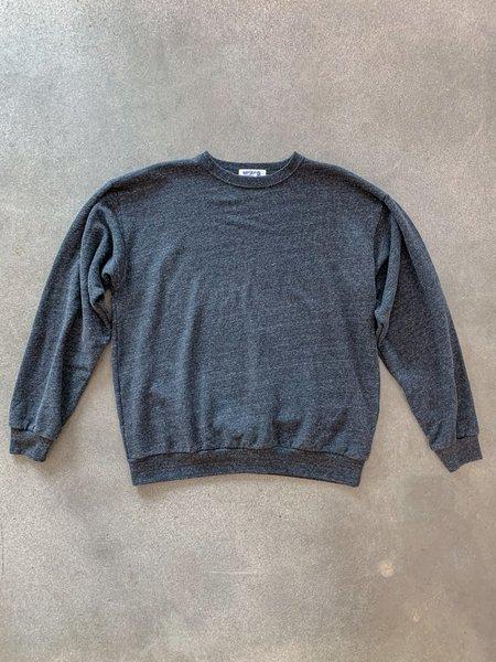 Velva Sheen Big C/N Sweater - Heather Black