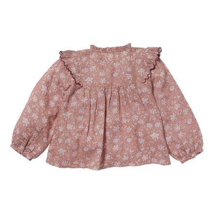 KIDS bonheur du jour mahal blouse - pink