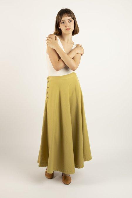 Ilana Kohn Lindy skirt - Ochre