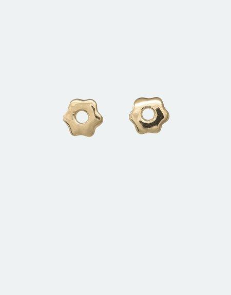 Cled Avens Stud Earrings