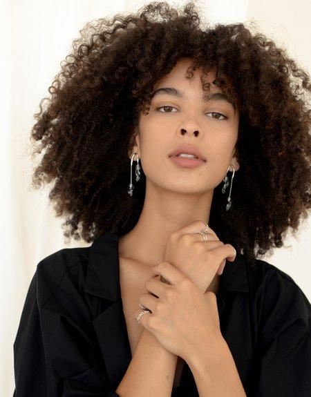 Cled Crystal Drops Earrings