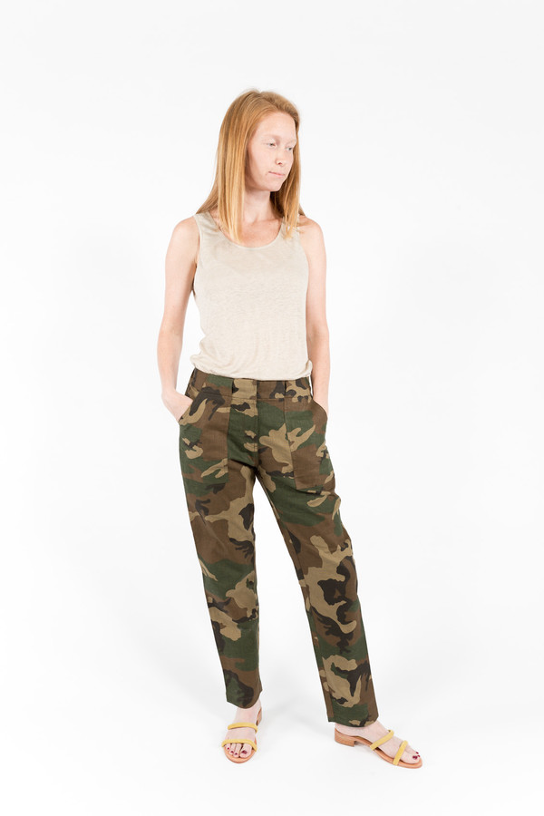 Bridge & Burn Ellis Camo Pants