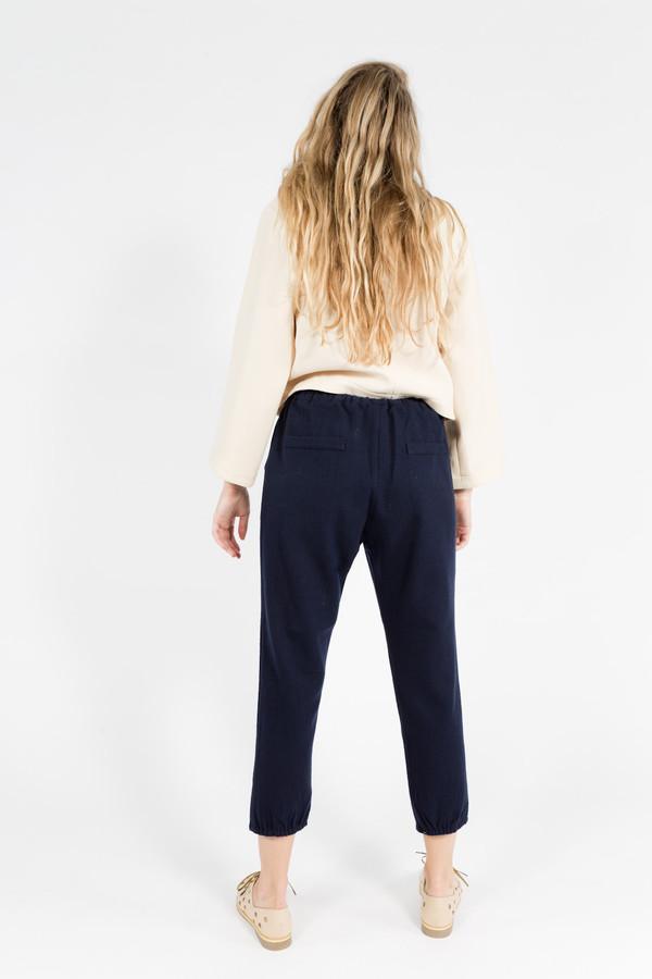 Studio Nicholson Fulton Cross Front Pants