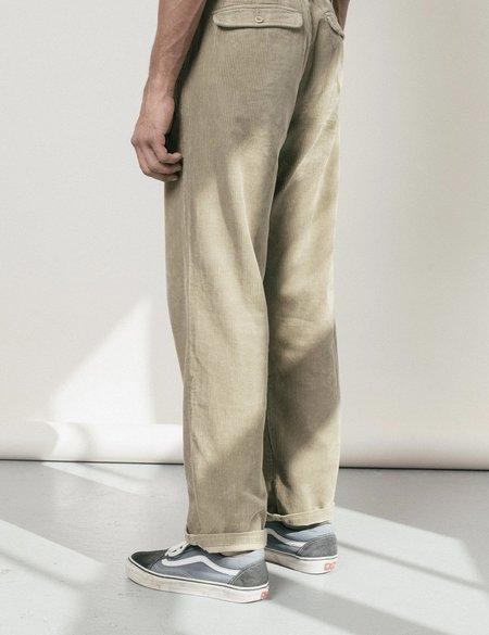 Satta Cord Pants - Taupe Brown