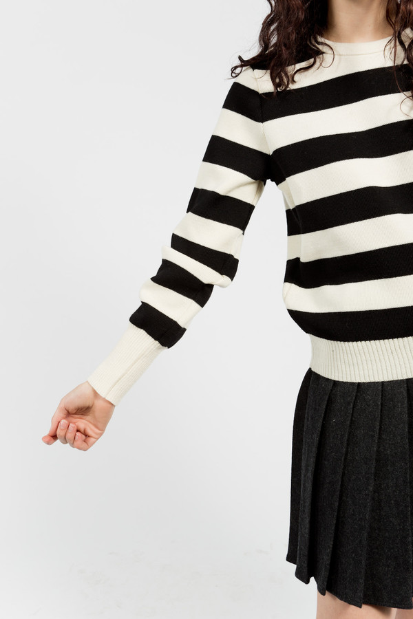 Berangere Claire Heat Striped Sweater