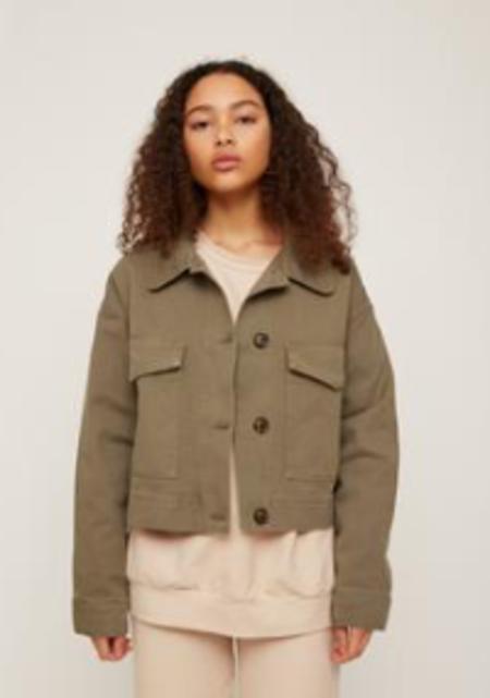 Rita Row Crop Jacket
