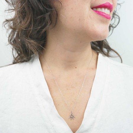 Monica Squitieri Joshua Tree Necklace - Silver