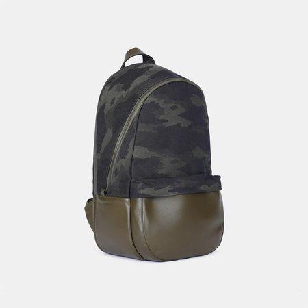 Haerfest Large Camo Travel Backpack - Olive