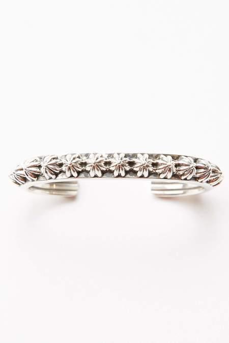 Trent Lee-Andersen Cuff Bracelet - Sterling Silver