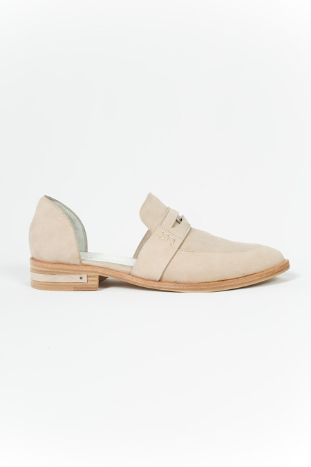 Freda Salvador KIND D'orsay Penny Loafer