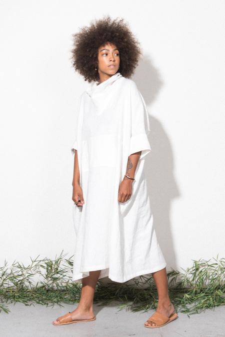 MARTY JEAN Midi Mü Dress