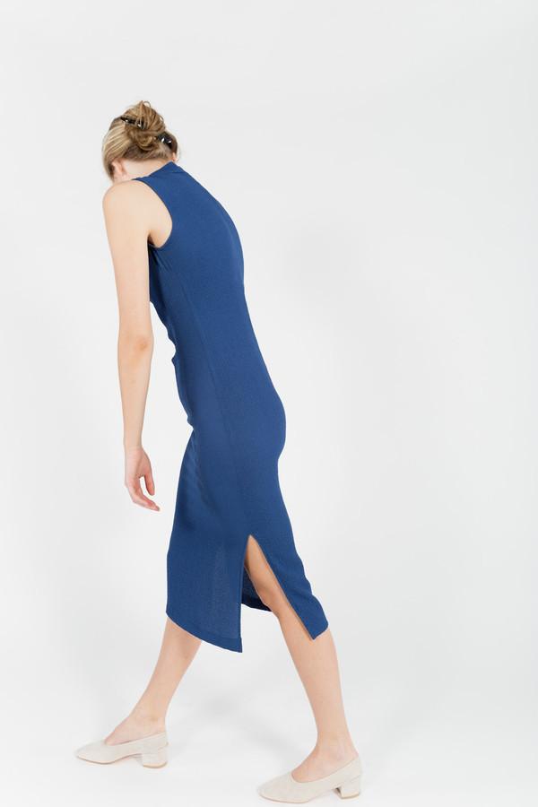 Nomia Midi Mockneck Dress