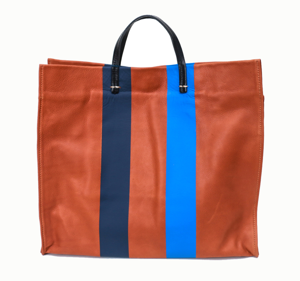 Clare Vivier Simple Tote - British Tan Leather