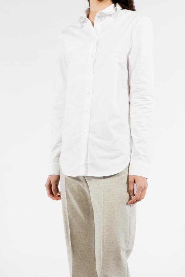 Maison Kitsune Oxford Classic Shirt