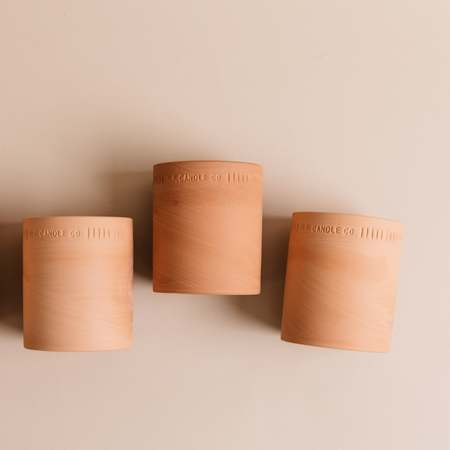 P.F. Candle Co. Terra Soy candle
