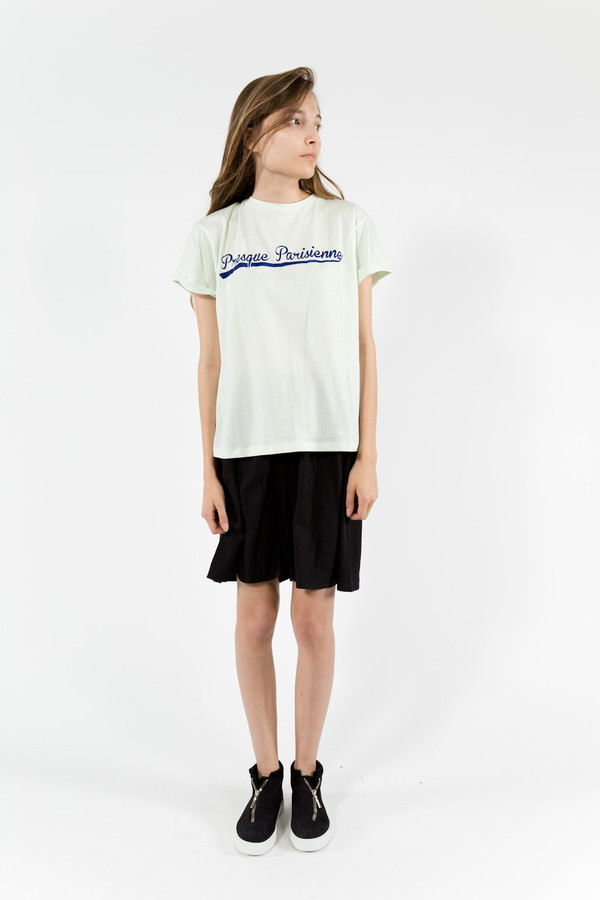 être cécile Preque Parisienne Oversize T-Shirt
