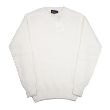 Howlin' Birth of the Cool Knit Sweater - White