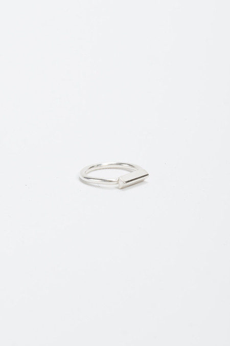 Another Feather Rivel Ring Silver