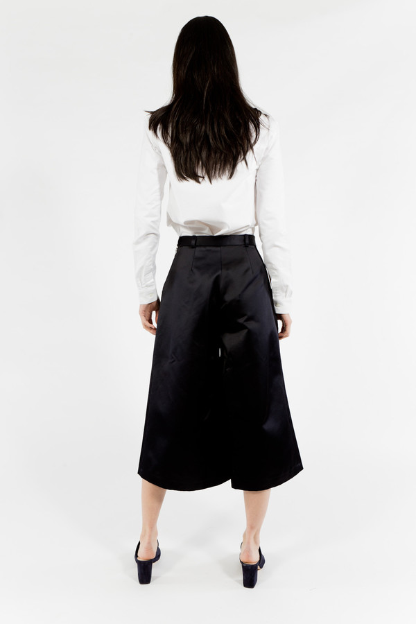 You Must Create Satin Culottes
