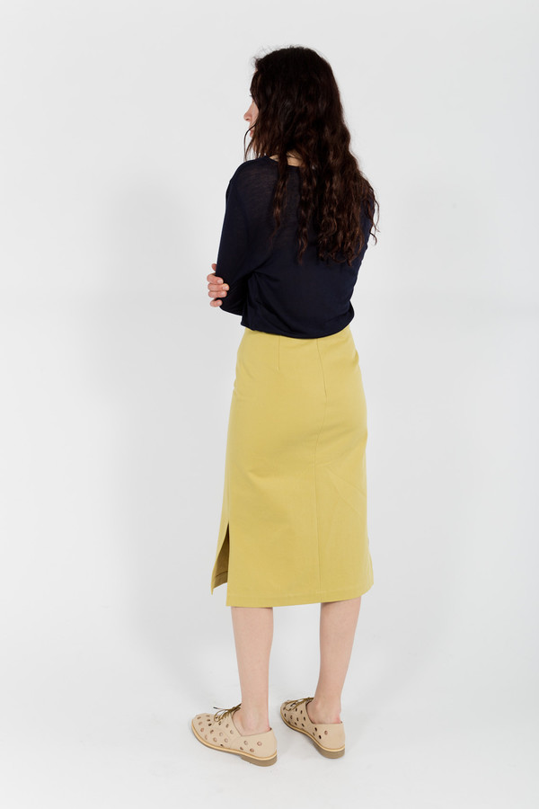 Maryam Nassir Zadeh Simona Pencil Skirt