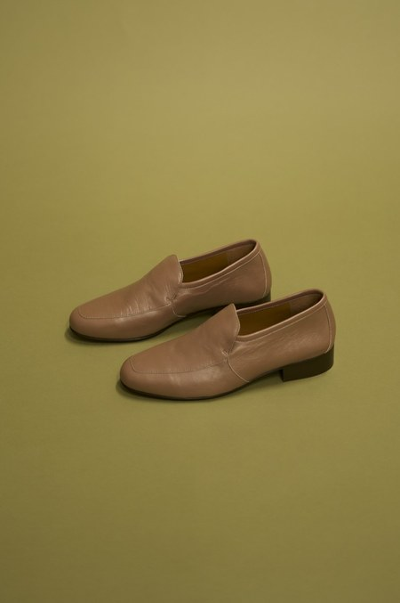Anne Thomas Léo Moc. - Iced Brown