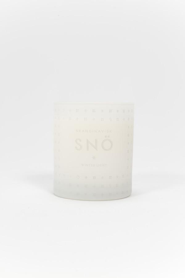 Skandinavisk SNO Scented Candle