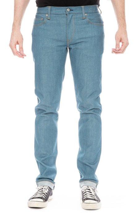 Kato Pen Slim Jean - Raw Vintage Blue