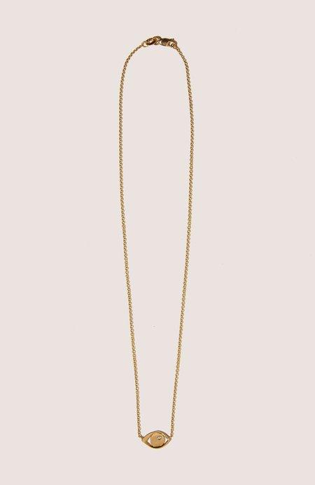 KORE SWIM Greek Eye Necklace