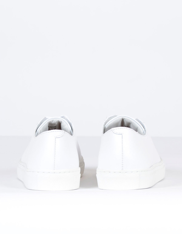 Filippa K Kate Low Sneaker Optic White