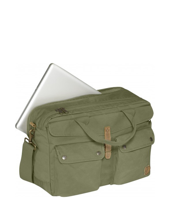 Fjallraven Greenland Briefcase Green