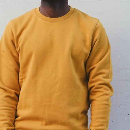 Norse Projects Vagn Classic Crew - Montpellier Yellow