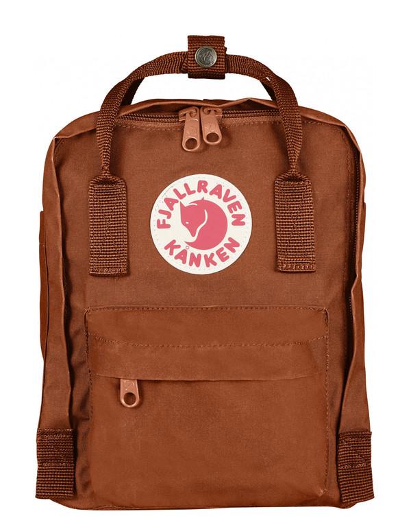 Fjallraven Kanken Mini Backpack Brick