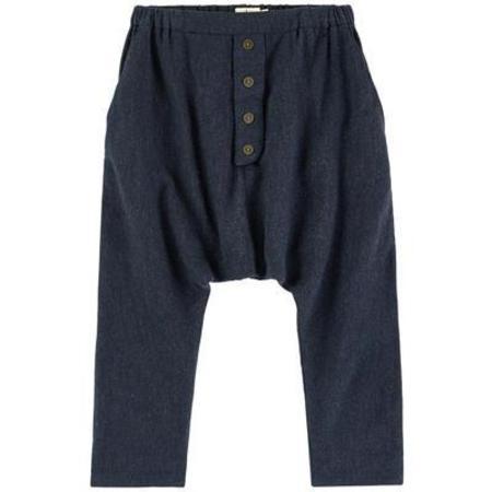 Kids Treehouse Lire Pants - Navy Marble