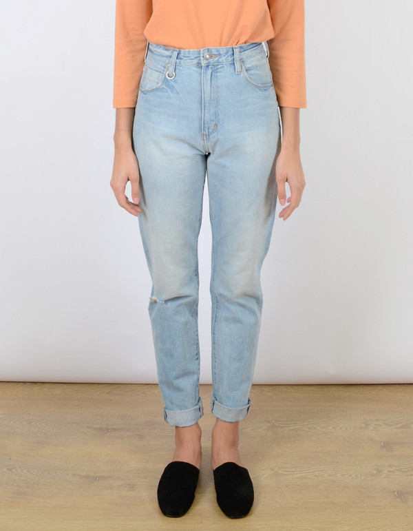 Neuw Lola High Rise Relaxed Jean